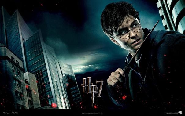 Фото обои фильм, премьера, Гарри Поттер и Дары Смерти, Harry Potter and The Deathly Hallows