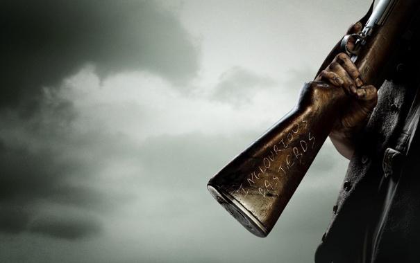 Фото обои оружие, Бесславные ублюдки, Inglourious Basterds