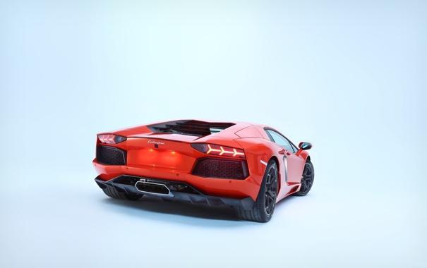 Фото обои cars, Lamborghini, Aventador LP700-4, auto