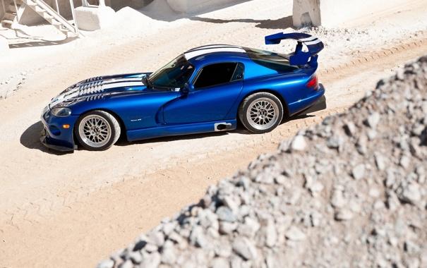 Фото обои синий, фото, Hennessey Venom 600 GTS