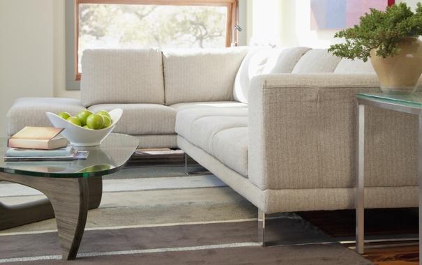 Фото обои дизайн, комната, диван, яблоки, интерьер