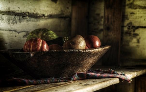 Фото обои фон, еда, овощи