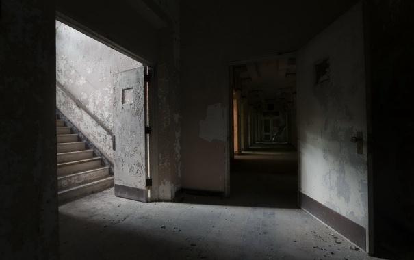 Фото обои фон, двери, тени
