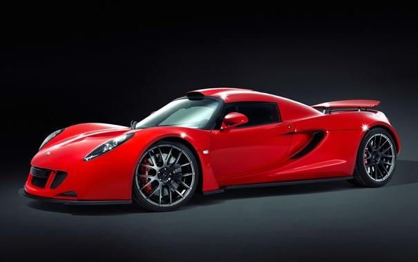 Фото обои Красный, Машина, Машины, Red, Car, Автомобиль, Cars