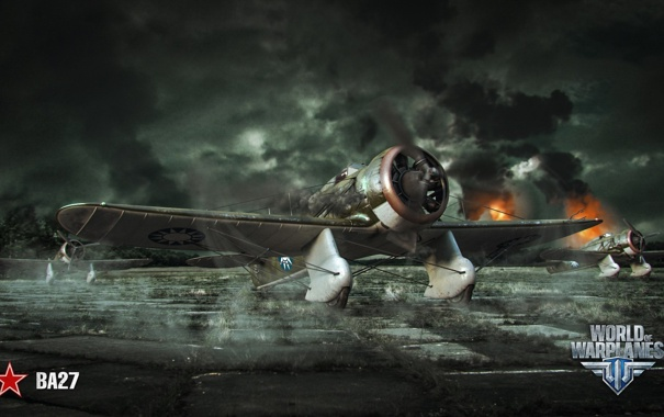 Фото обои самолет, aviation, авиа, MMO, Wargaming.net, World of Warplanes, WoWp