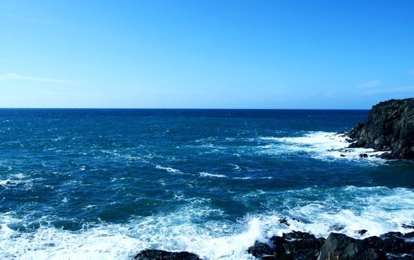 Фото обои море, пейзаж, природа