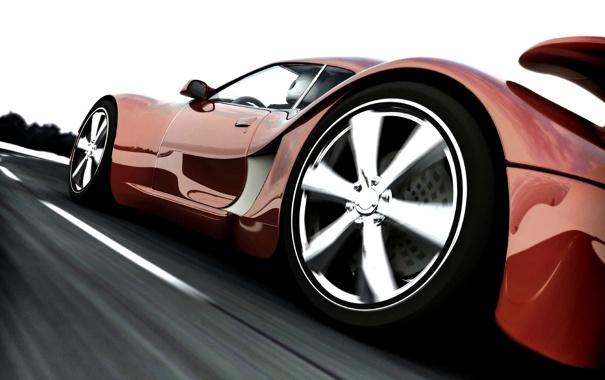 Фото обои дорога, скорость, пилот, автомобиль, Drag and Drift