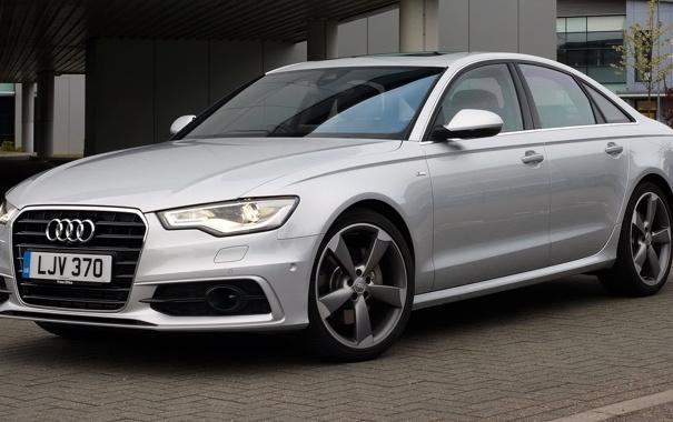 Фото обои Audi, ауди, TDI, седан, Sedan, UK-spec, 2015