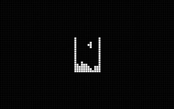 Фото обои игра, блоки, клетки, строительство, тетрис