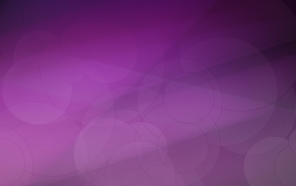 Фото обои фиолетовый, круги, абстракиця