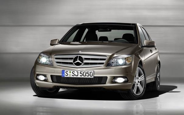 Фото обои авто, машины, обои, mercedes, мерседесы, c-class