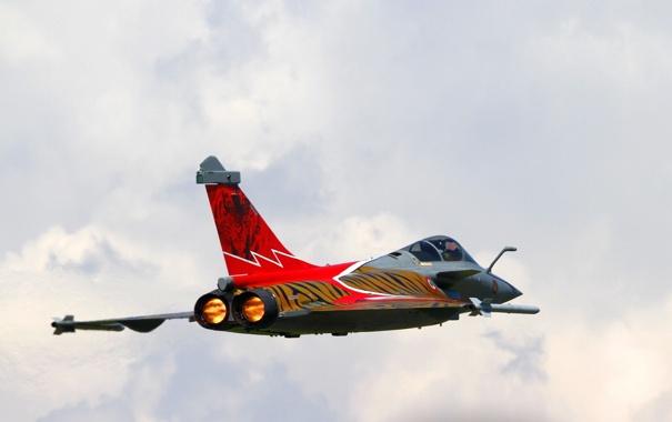 Фото обои истребитель, многоцелевой, Dassault Rafale, «Рафаль»