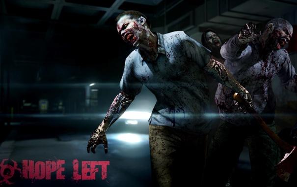Фото обои axe, zombie, топор, Resident Evil 6, Biohazard 6, C-virus