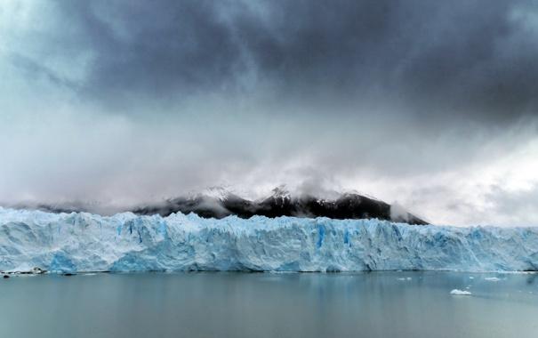 Фото обои Perito Moreno, Argentina, Los Glaciares national park