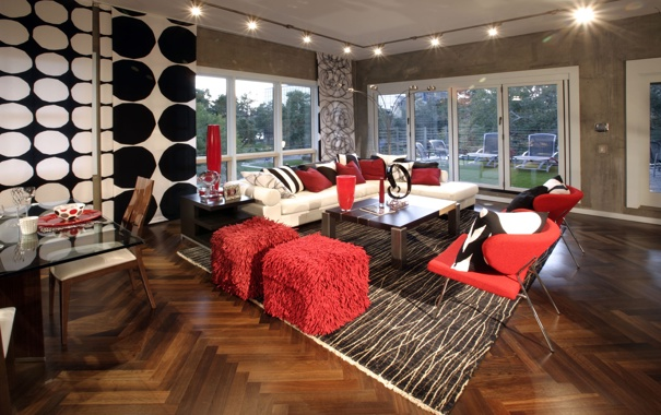 Фото обои дизайн, дом, стиль, вилла, интерьер, modern, living room