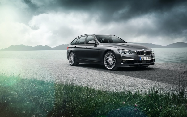 Фото обои бмв, BMW, Alpina, F31, 2015, 3-Series