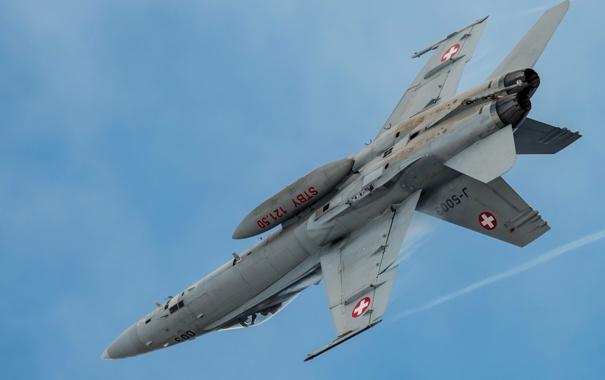 Фото обои оружие, самолёт, FA-18 Hornet