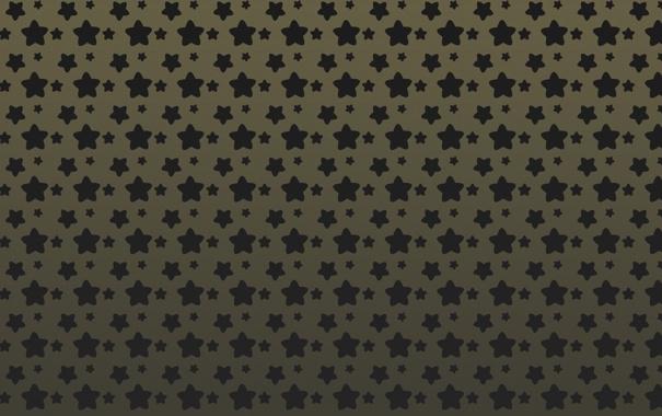 Фото обои фон, звезды, много