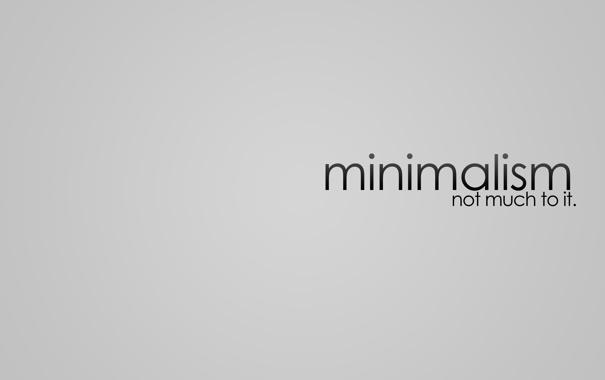 Фото обои minimal, min, minimaliZm