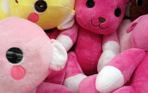 Фото обои цвета, детство, игрушки