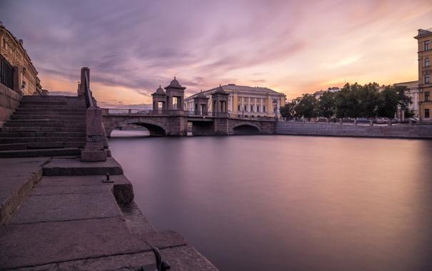 Фото обои река, питер, спб, нева, петербург, spb, peterburg