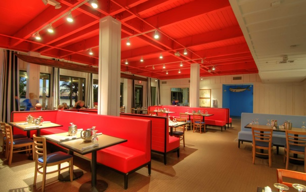 Фото обои дизайн, стиль, интерьер, ресторан, столовая