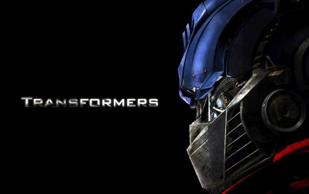Фото обои голова, Transformers, трасформер