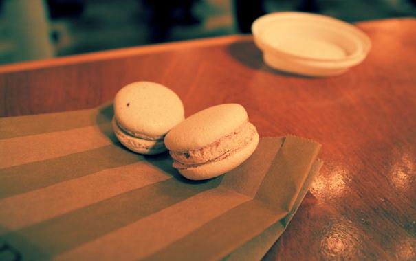 Фото обои печенье, macaroon, макарун