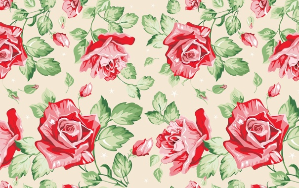 Розы принт купить резинку телесного цвета