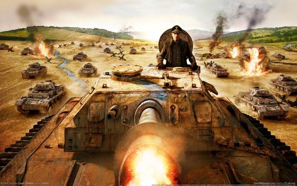 World of Tanks - Скачать обои на рабочий стол в один клик!