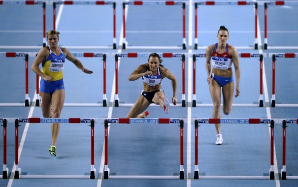 Фото обои БЕГ, RUN, RUSSIA, SPORT, ЧЕМПИОНКА МИРА 2012, ВИННИЦА, OLIMPIC GAMES