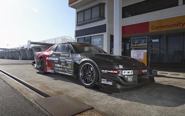 Фото обои race, suzuki, track, car, трек, сузуки