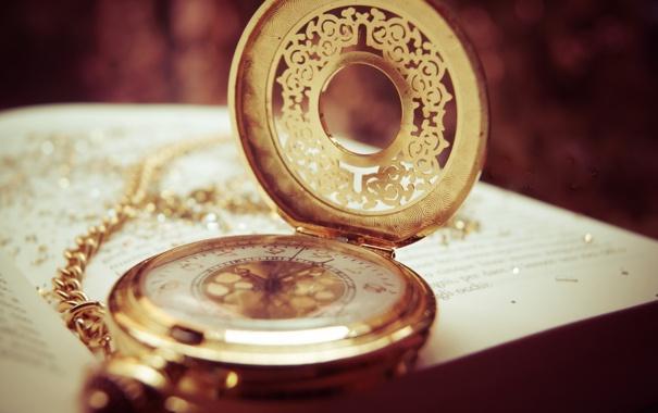 Фото обои стрелки, узор, часы