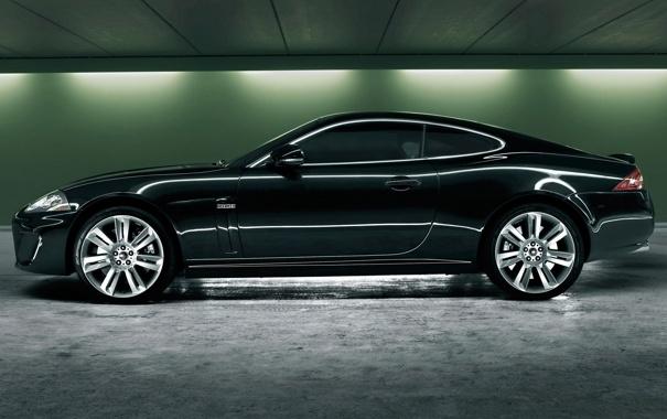 Фото обои jaguar, coupe, xkr