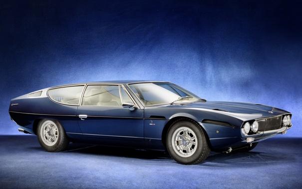 Фото обои Lamborghini, эспада, ламборгини, Bertone, Espada, 400 GT