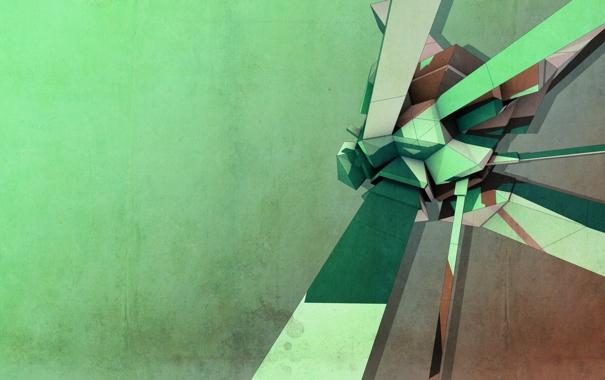 Фото обои цвета, абстракция, фон, обои, формы, геометрия, фигуры