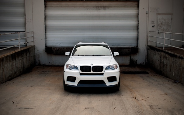 Фото обои e70, bmw, white, бмв, профиль, кроссовер, белый