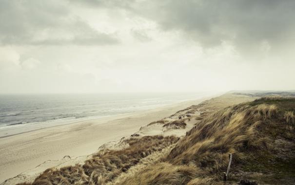 Фото обои море, берег, Sylt