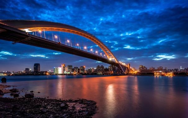 Аниме ночной город