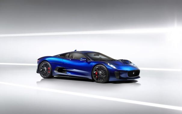Фото обои car, авто, ягуар, supercar, hq wallpaper, Jaguar C-X75