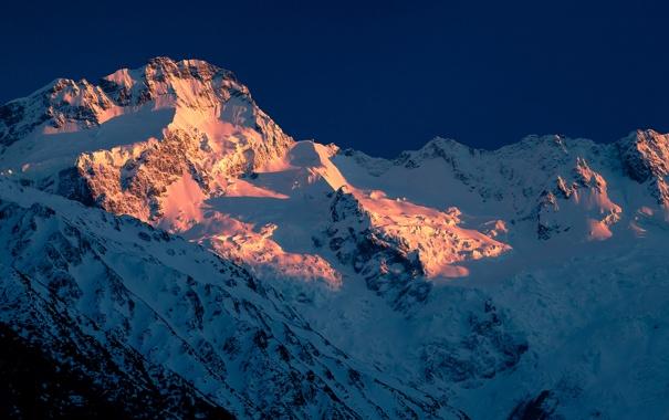 Фото обои 2560x1600, пейзаж, nature, небо, light, hight, mountains