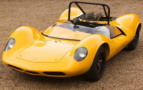Фото обои фары, Lotus, спорткар, мотор, 030 \'1964–65