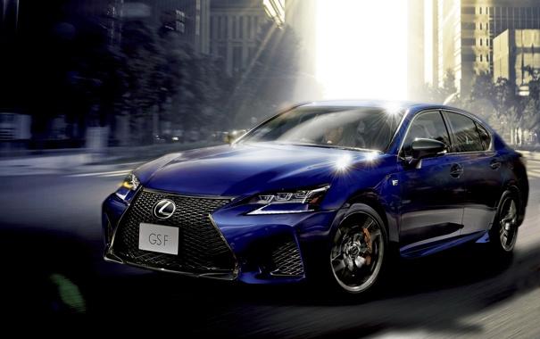 Фото обои Lexus, седан, лексус, Sedan, GS F