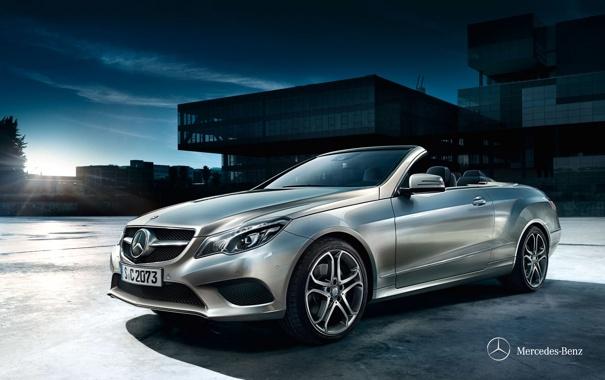 Фото обои Mercedes-Benz, кабриолет, E-class, мерседес, Convertible, 2013, A207
