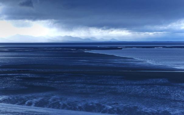 Фото обои море, вода, прилив