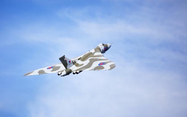 Фото обои оружие, самолёт, The Avro Vulcan