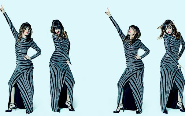Фото обои Дакота Джонсон, танец, Dakota Johnson