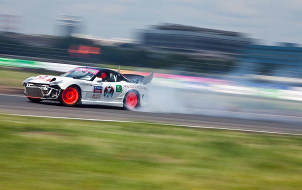 Фото обои drift, mazda, tuning, formula drift, RDS, rx-7