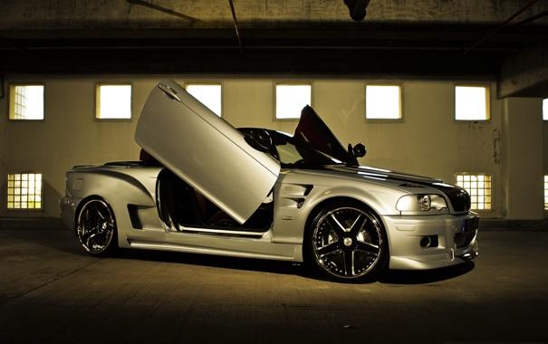Фото обои BMW, авто обои, on Sevas Forged R5, Wide-Body