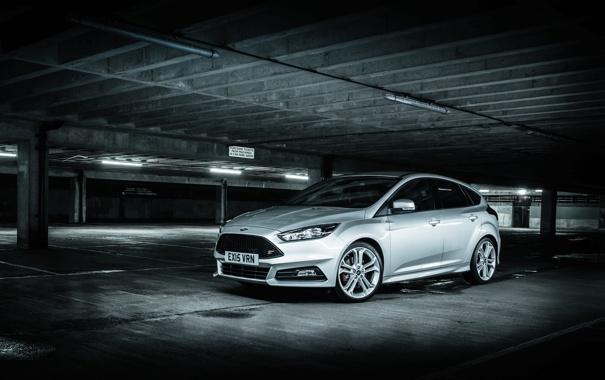 Фото обои Ford, фокус, Focus, форд, 2015